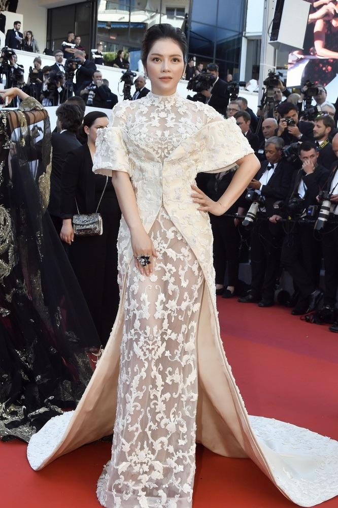 Sốc: Lý Nhã Kỳ chi 5.5 tỷ đồng cho lễ khai mạc LHP Cannes 2017 - Ảnh 5