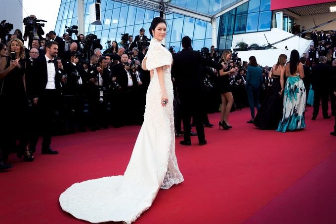 Sốc: Lý Nhã Kỳ chi 5.5 tỷ đồng cho lễ khai mạc LHP Cannes 2017 - Ảnh 8