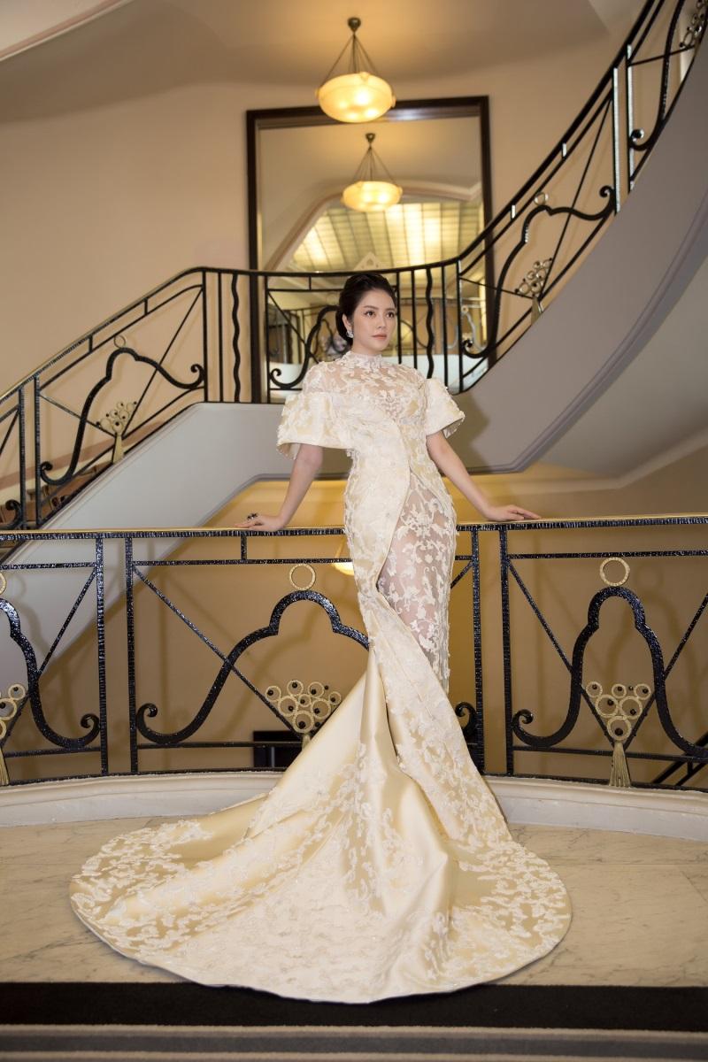 Sốc: Lý Nhã Kỳ chi 5.5 tỷ đồng cho lễ khai mạc LHP Cannes 2017 - Ảnh 2