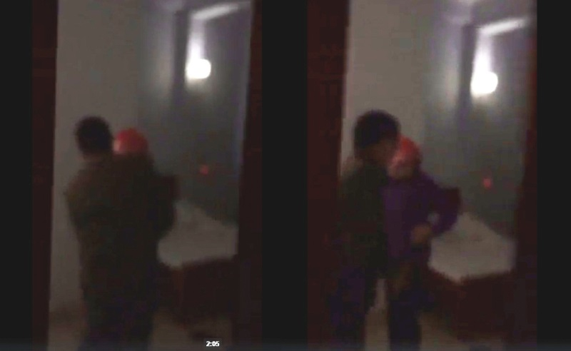 Thanh Hóa: Chủ tịch xã bị lộ clip 'nóng' trong nhà nghỉ với cấp dưới - Ảnh 1