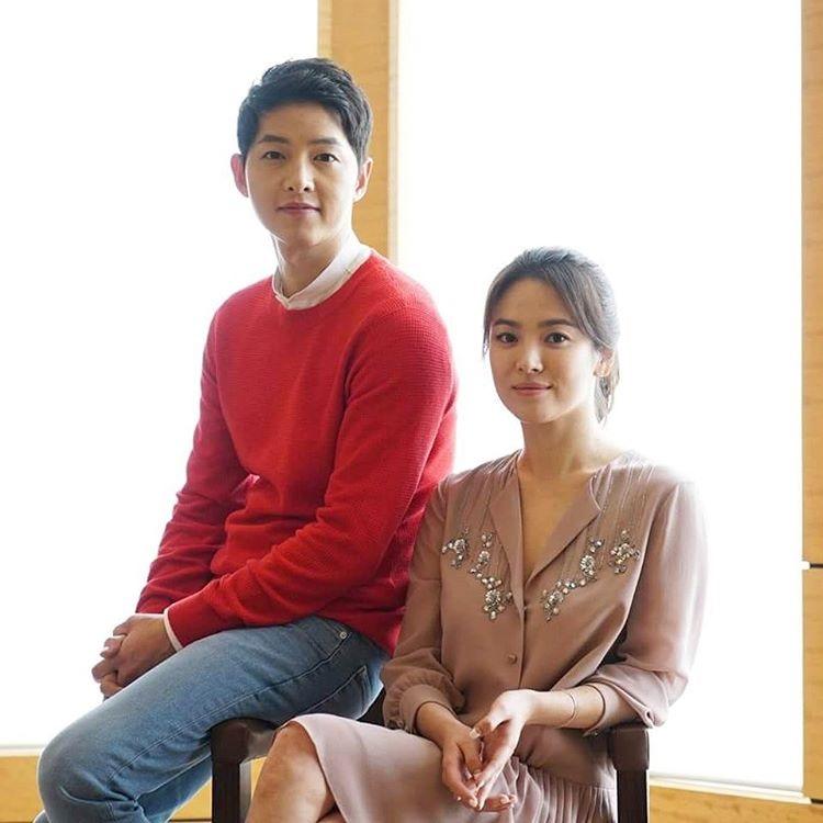 Thiệp cưới đơn giản đến không ngờ của cặp đôi quyền lực nhất nhì showbiz Hàn Song Joong Ki - Song Hye Kyo - Ảnh 3