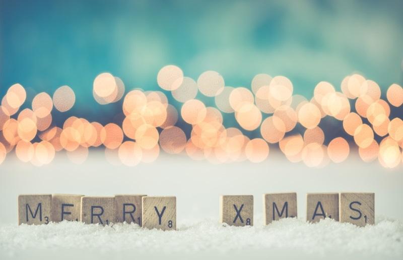 Lời chúc Giáng sinh cho khách hàng.