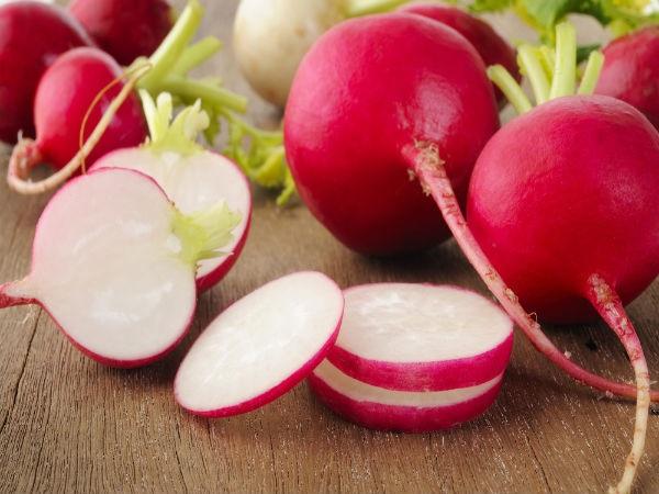 Củ cải có đặc tính chống oxy hoá hỗ trợ cho hoạt động đường ruột khỏe mạnh