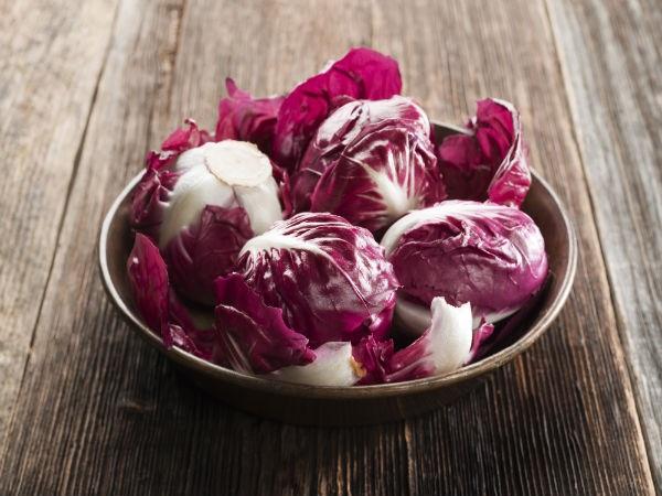 Bắp cải đỏ được biết đến với tính chất chống oxy hóa mạnh mẽ