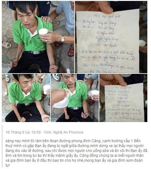 Lật tẩy chân dung nam thanh niên ngất xỉu 'xuyên Việt' nhiều năm liền chưa tìm được đường về quê, giả khuyết tật lừa người - Ảnh 1