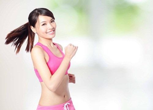 Phụ nữ thường xuyên tập thể dục giúp cải thiện việc