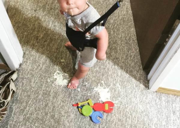 Bộ ảnh khiến bạn thấy may mắn vì con mình chưa nghịch ngợm đạt đến 'trình độ' như thế này - Ảnh 11