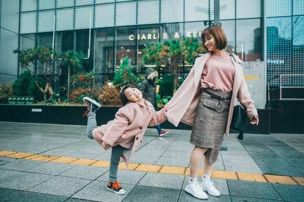 'Cùng nhau đi trốn' - Bộ ảnh xinh ơi là xinh của mẹ và con gái chụp ở Hàn Quốc - Ảnh 12
