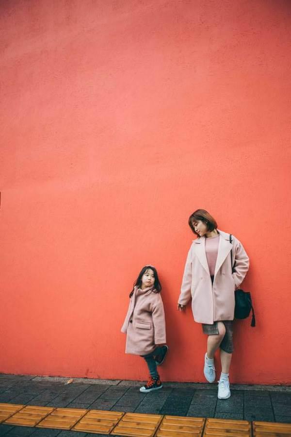 'Cùng nhau đi trốn' - Bộ ảnh xinh ơi là xinh của mẹ và con gái chụp ở Hàn Quốc - Ảnh 16