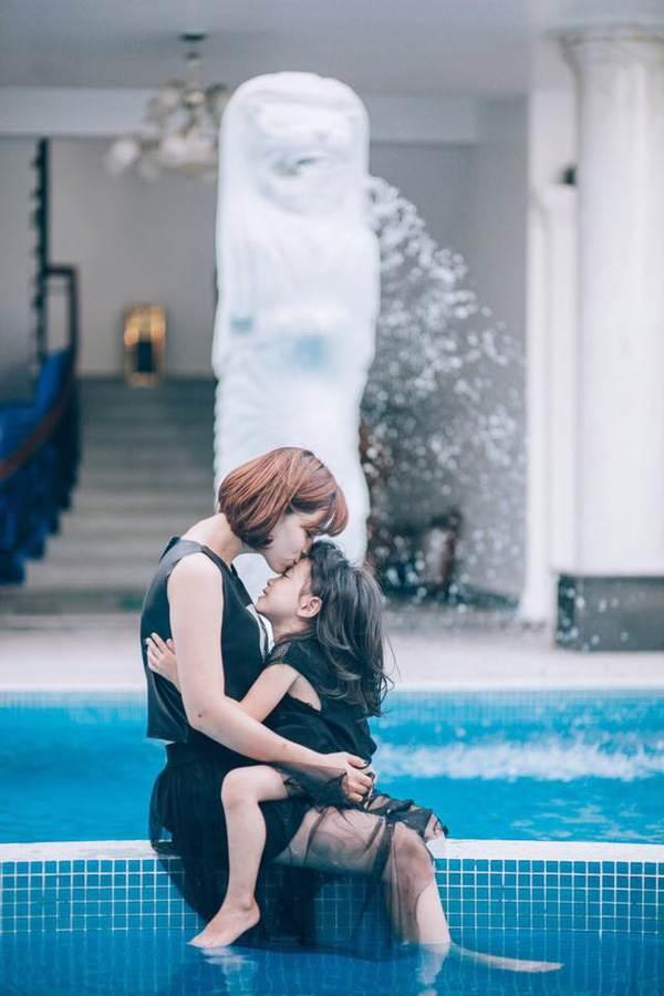 'Cùng nhau đi trốn' - Bộ ảnh xinh ơi là xinh của mẹ và con gái chụp ở Hàn Quốc - Ảnh 28