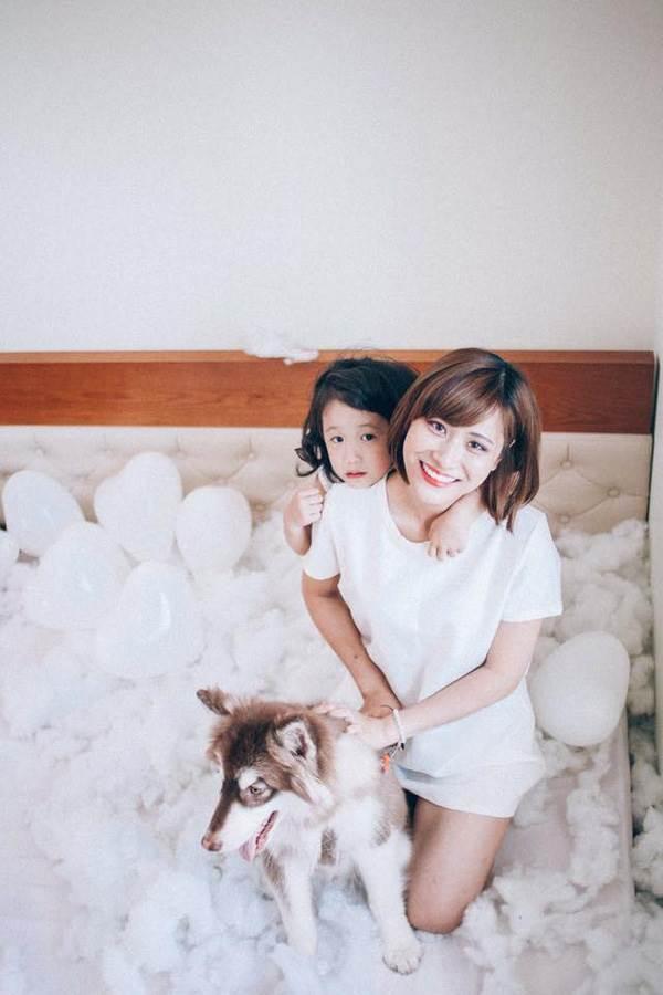 'Cùng nhau đi trốn' - Bộ ảnh xinh ơi là xinh của mẹ và con gái chụp ở Hàn Quốc - Ảnh 29