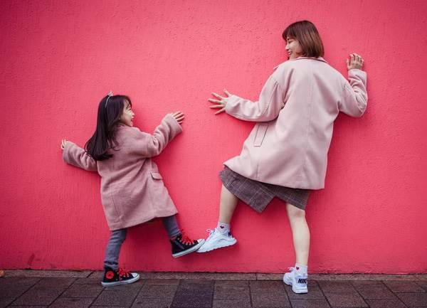 'Cùng nhau đi trốn' - Bộ ảnh xinh ơi là xinh của mẹ và con gái chụp ở Hàn Quốc - Ảnh 3