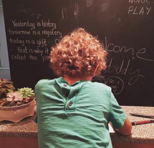 Bộ ảnh khiến bạn thấy may mắn vì con mình chưa nghịch ngợm đạt đến 'trình độ' như thế này - Ảnh 10