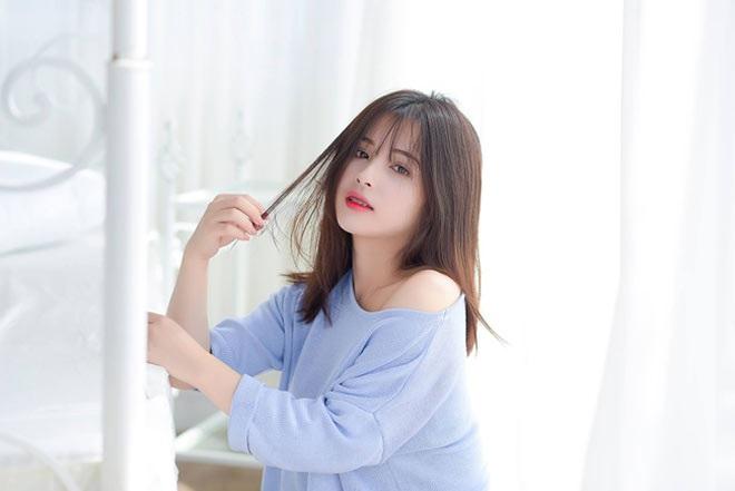 'Ngẩn ngơ' trước dàn bạn gái xinh đẹp như người mẫu của U23 VN - Ảnh 5