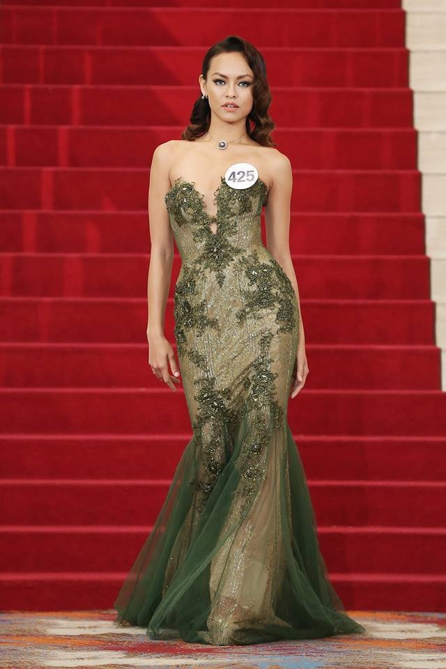 Mai Ngô rút lui khỏi Hoa hậu Hoàn vũ VN 2017: Do bị ban tổ chức lợi dụng? - Ảnh 1