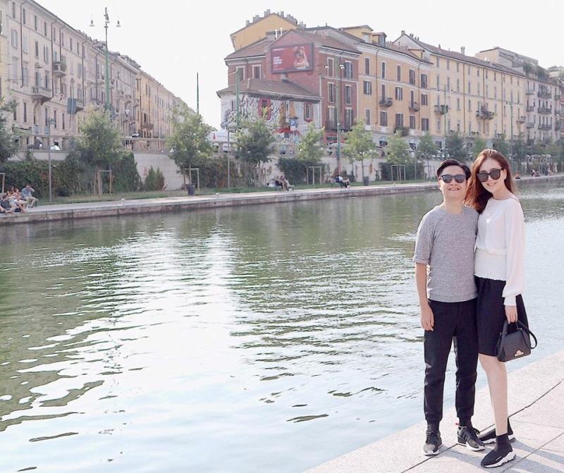 Choáng ngợp trước cuộc sống xa hoa của hot girl thời tiết Mai Ngọc sau 1 năm về nhà chồng - Ảnh 6