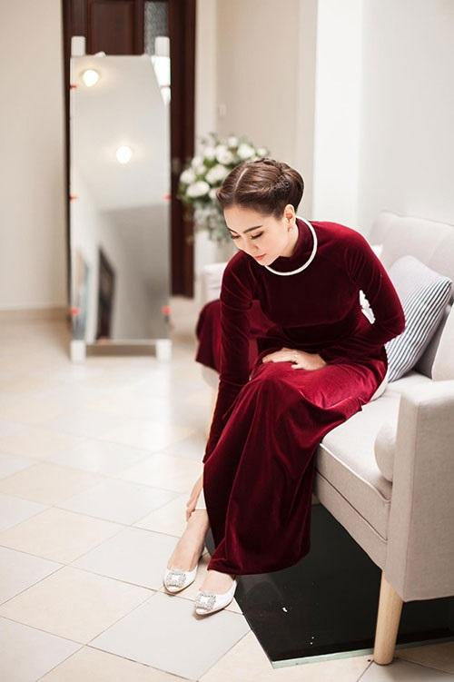 Một năm hỷ sự, sao Việt nào mặc đồ truyền thống đẹp nhất - Ảnh 12