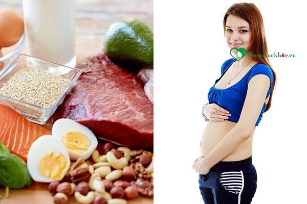 Mẹ bầu mang thai 2 tháng đầu nên ăn gì để đảm bảo thai nhi phát triển tốt? - Ảnh 2