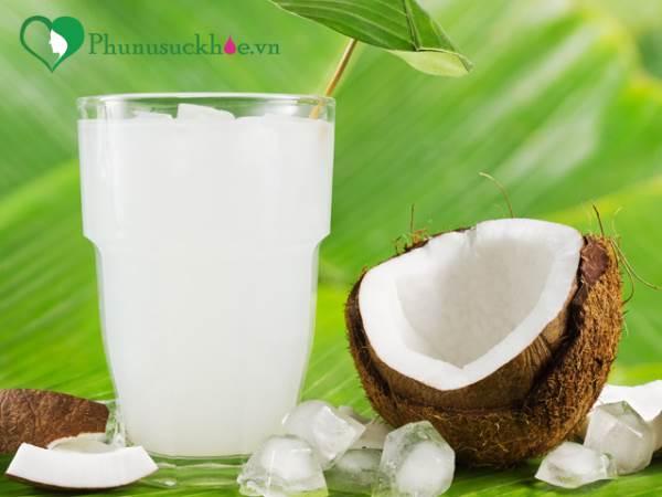 Phụ nữ mang thai có nên uống nước dừa không? - Ảnh 2
