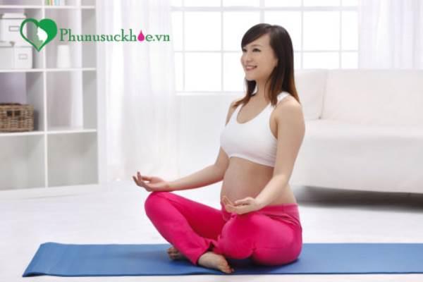 Phụ nữ mang thai đau lưng và cách khắc phục - Ảnh 3