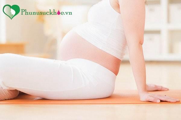 Phụ nữ mang thai đau lưng và cách khắc phục - Ảnh 2