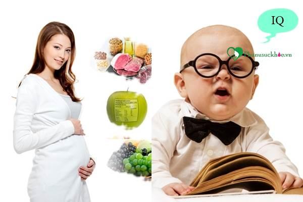 Khi phụ nữ mang thai ăn gì cho con thông minh và khỏe mạnh? - Ảnh 2