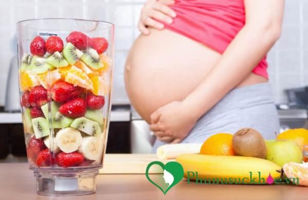 Phụ nữ mang thai nên ăn quả gì? - Ảnh 1
