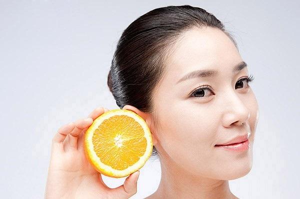 Chanh làm mặt nạ dưỡng trắng da và trị thâm hiệu quả