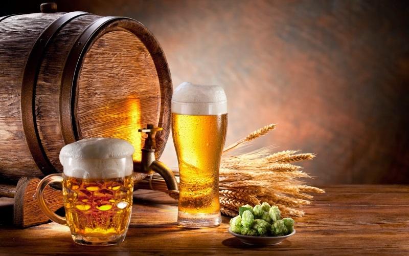 Bia có thể dùng làm mặt nạ dưỡng trắng da hiệu quả