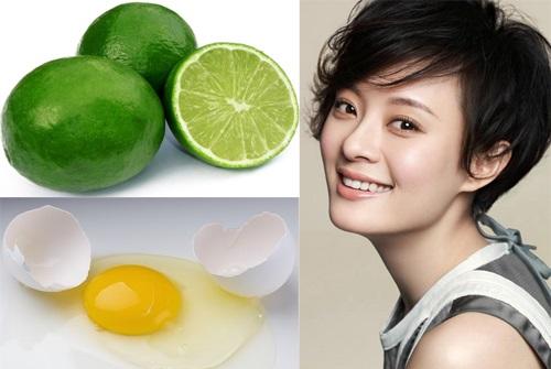 Chanh dùng làm mặt nạ trắng da hiệu quả từ thiên nhiên