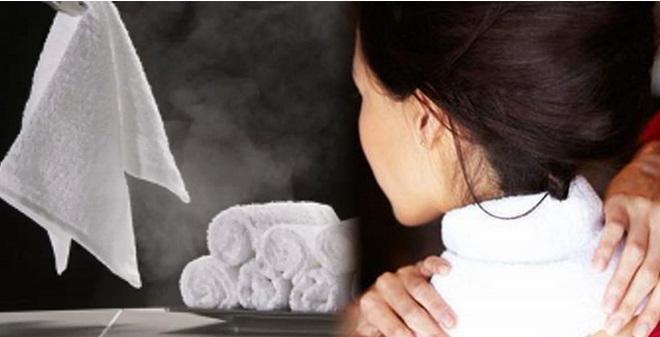 Đơn giản đến không tưởng: Làm đẹp da, cải thiện sức khỏe vượt trội chỉ với một chiếc khăn ấm - Ảnh 4