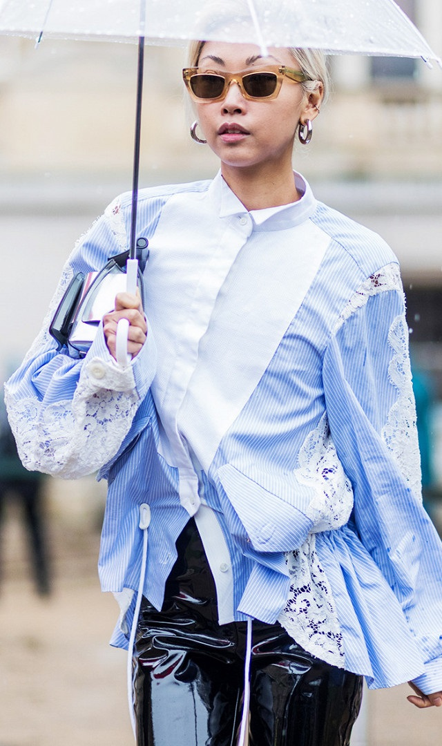 Xem và sắm ngay những mẫu kính râm đang thống trị làng thời trang mùa hè 2017 - Ảnh 2