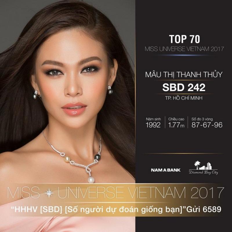 Đồng loạt tranh tài tại Hoa hậu Hoàn vũ Việt Nam, Hoàng Thùy và Mâu Thủy ai vượt trội hơn? - Ảnh 1