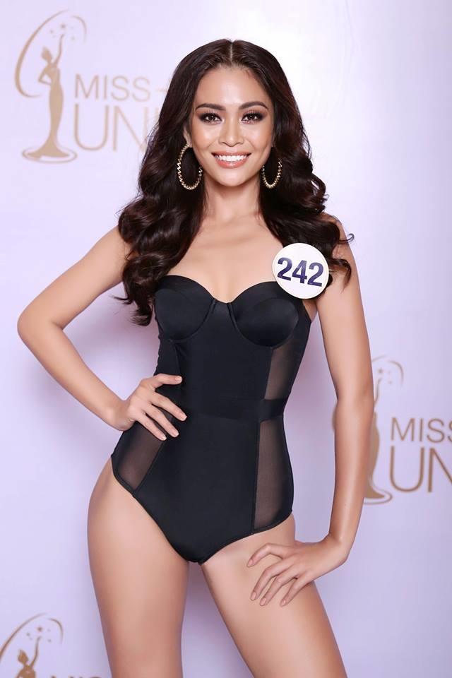 Đồng loạt tranh tài tại Hoa hậu Hoàn vũ Việt Nam, Hoàng Thùy và Mâu Thủy ai vượt trội hơn? - Ảnh 3