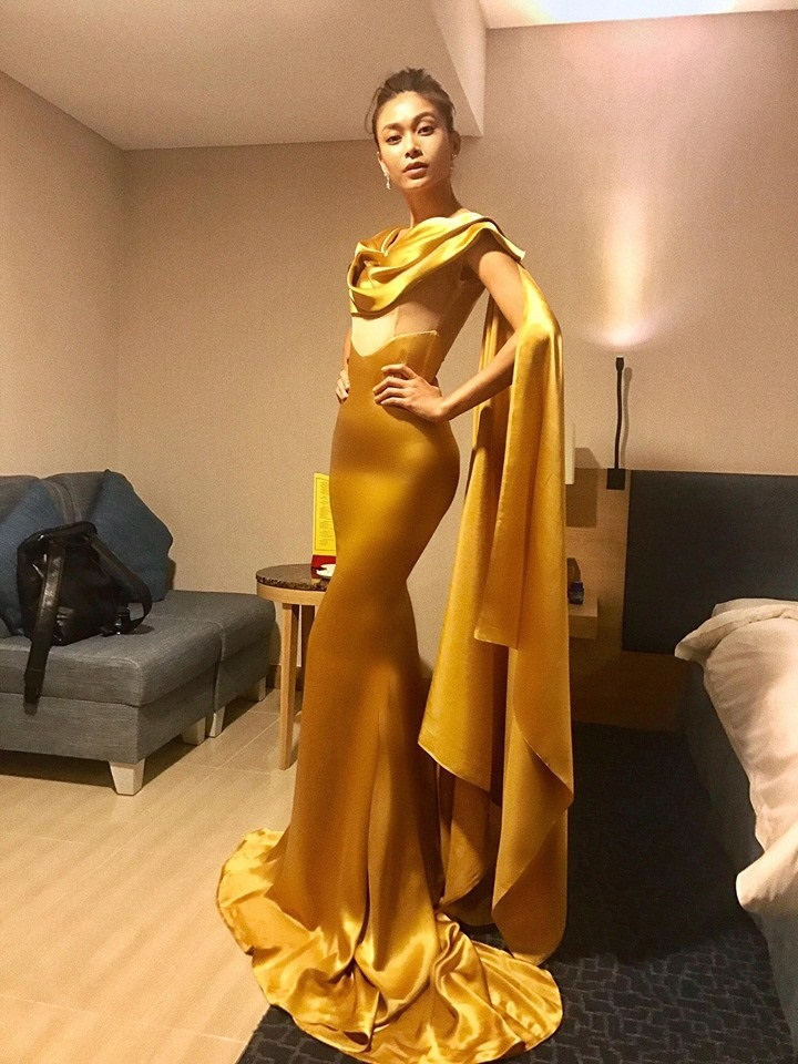 Đồng loạt tranh tài tại Hoa hậu Hoàn vũ Việt Nam, Hoàng Thùy và Mâu Thủy ai vượt trội hơn? - Ảnh 5
