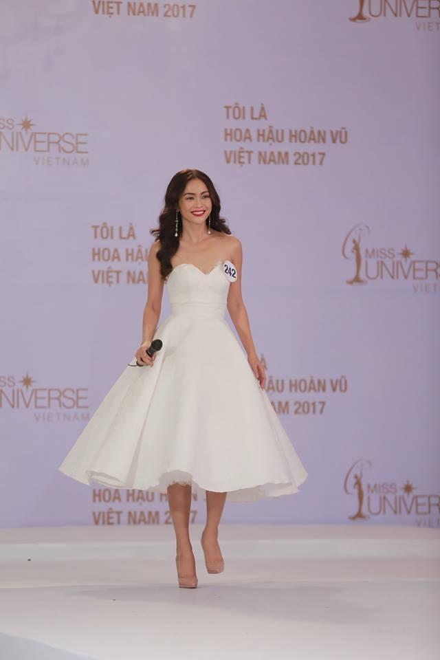 Đồng loạt tranh tài tại Hoa hậu Hoàn vũ Việt Nam, Hoàng Thùy và Mâu Thủy ai vượt trội hơn? - Ảnh 7