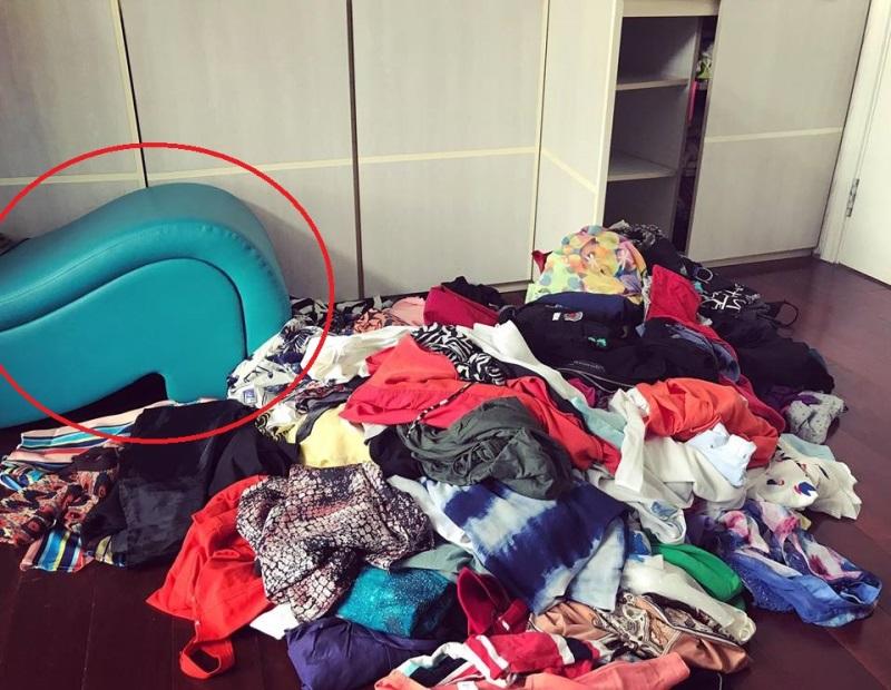 MC Phan Anh bị lộ bí mật phòng the khi đăng ảnh tủ quần áo của vợ khiến fan cười 'không nhặt được mồm' - Ảnh 2