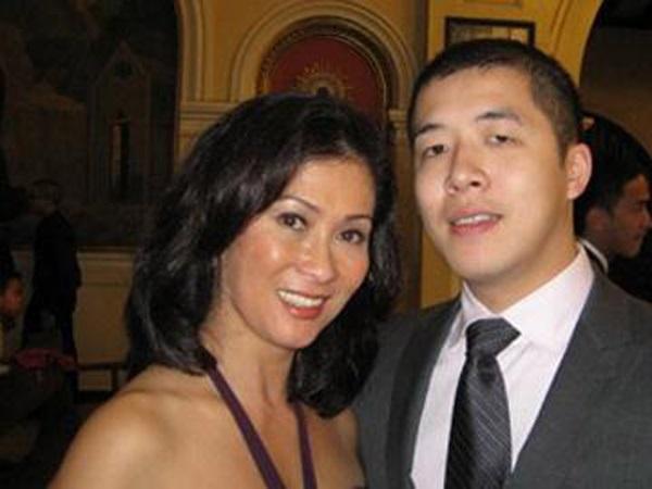 2 người mẹ chồng xinh đẹp và quyền lực của Tăng Thanh Hà