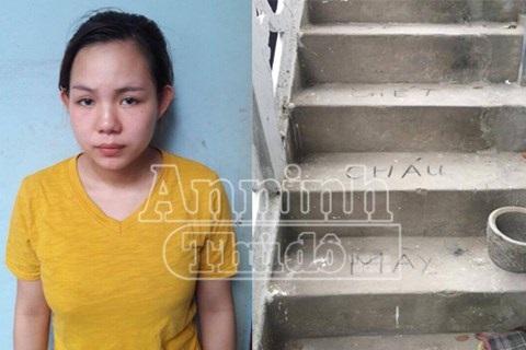 Hành trình phá án bé trai bị mẹ dìm chết trong chậu nước ở Hà Nội - Ảnh 1