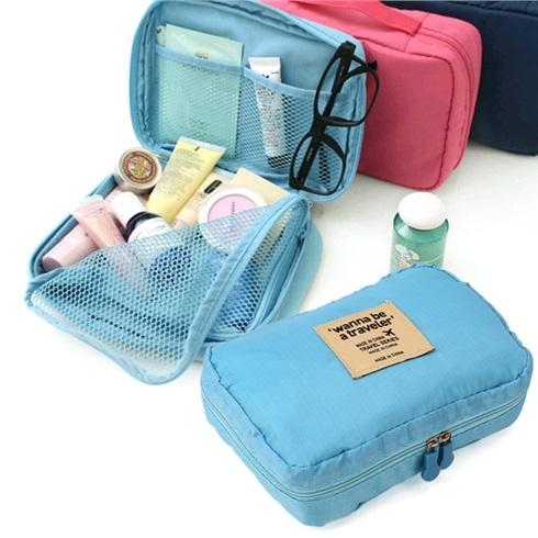 1001 bí kíp du lịch: tuyệt chiêu mang 'cả tủ' mỹ phẩm theo mà không tốn diện tích vali - Ảnh 3