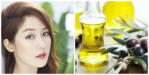 Mẹo <a target='_blank' href='https://www.phunuvagiadinh.vn/lam-dep-8'>làm đẹp</a> nhanh với dầu oliu sạch mặt, tẩy trang nhanh chóng