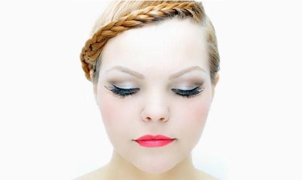 6 bước make up khuôn mặt O-line thành V-line cho mặt tròn