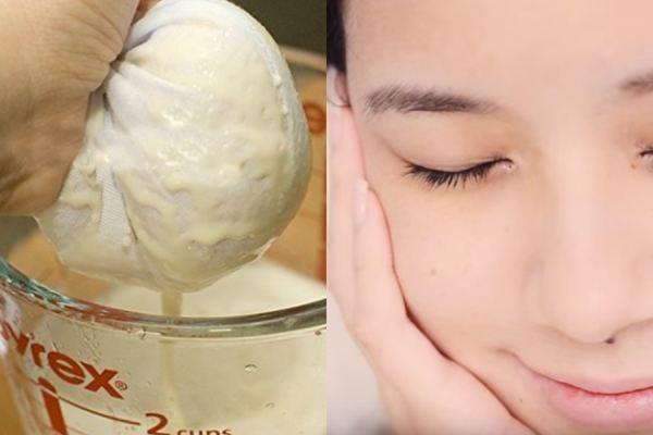 Rửa mặt với 4 thứ sau giúp da mịn đẹp như gái Hàn và trắng hồng không tì vết, cả đời không lo mụn - Ảnh 2