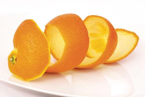 Trị thâm nách sau sinh bằng vỏ cam giúp sáng da tự nhiên