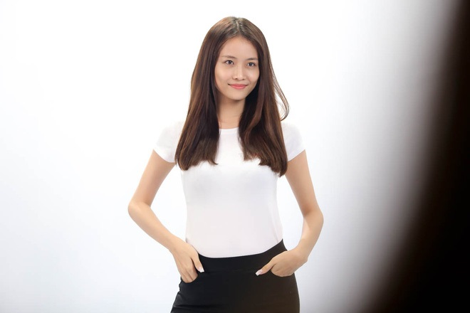 Trương Mỹ Nhân, đội huấn luyện viên Lan Khuê - Ảnh: Internet
