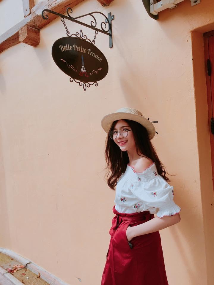 Vẻ đẹp như thần ủa thí Nguyễn Thị Minh Tuyền Miss Teen 2017