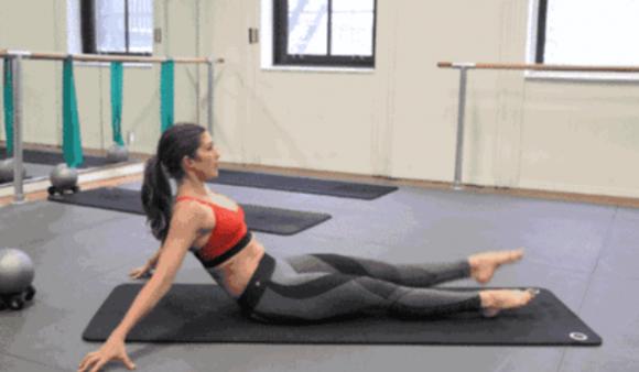 Bài tập giúp bạn loại bỏ vòng eo sồ sề, chân voi, tiến thẳng tới thân hình