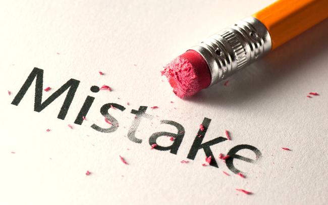 Sai lầm lớn nhất đời người là không nhìn nhận sai lầm của mình - Ảnh 1