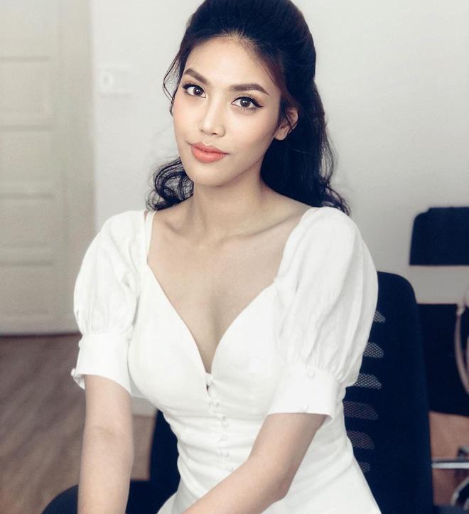 Cùng tuổi với H'Hen Niê nhưng 3 mỹ nhân Việt: Người vừa kết hôn, người có cơ hội tham dự Miss Universe  - Ảnh 12