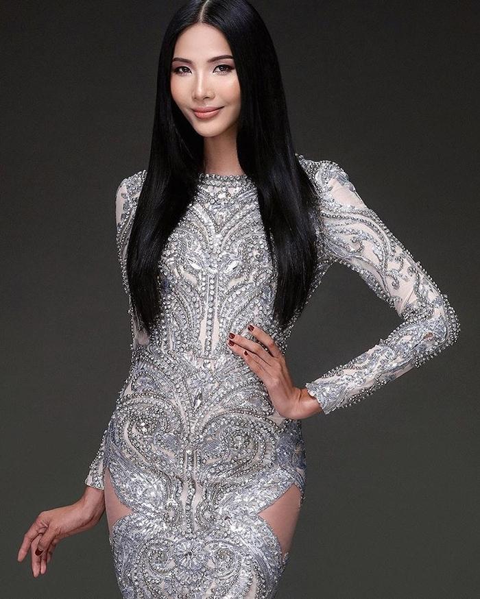 Cùng tuổi với H'Hen Niê nhưng 3 mỹ nhân Việt: Người vừa kết hôn, người có cơ hội tham dự Miss Universe  - Ảnh 15